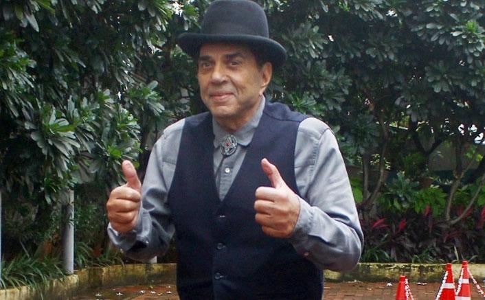 "Dharmendra Is Hale & Hearty Now, Calls Dengue A ""Besharm Beemari"""