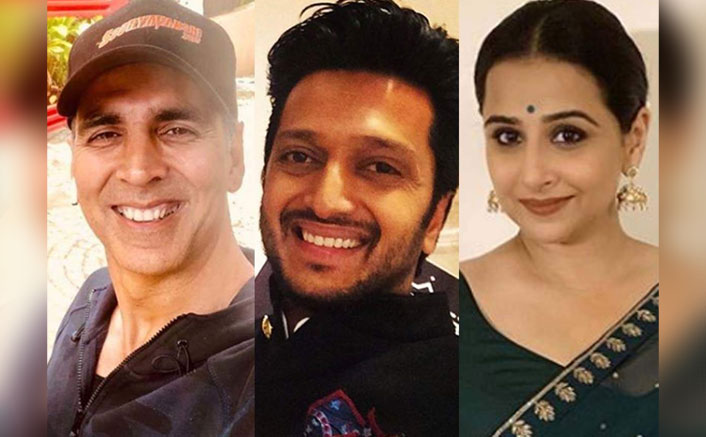 Did Akshay Kumar try to set up Riteish with Vidya Balan?