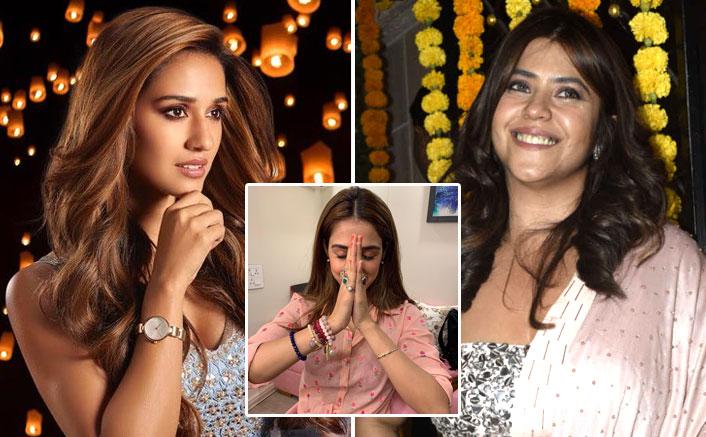 Disha Patani's Look From Ekta Kapoor's Next & Movie's Title REVEALED!