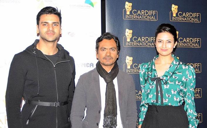 Divyanka Tripathi attends Cardiff Film Festival