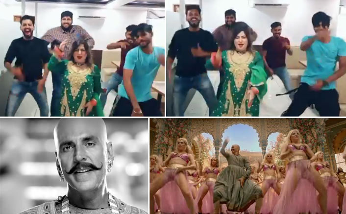 Dolly Bindra Dancing To Akshay Kumar's Bala From Housefull 4 Is The BEST #TheBalaChallenge You Can Witness!