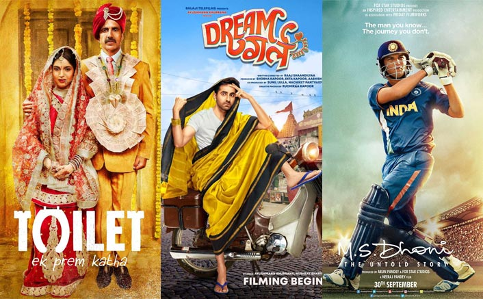 Dream Girl Box Office: Manages To Surpass M.S. Dhoni- The Untold Story & Toilet: Ek Prem Katha In The List Of All-Time Highest Grossing Movies