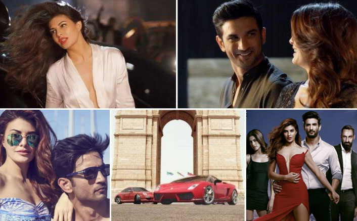 Drive Trailer: Sushant Singh Rajput - Jacquline Fernandez Plan A Heist That Will Leave Your Hearts Racing