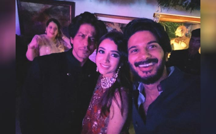 Dulquer Salmaan: When Shah Rukh Khan's In The Room, Nothing Else Matters, See Pic