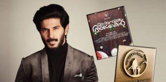 Dulquer Salmaan's Maiden Malayalam Productional Venture Titled Maniyarayile Ashokan
