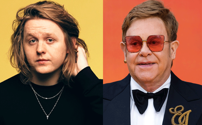 Elton John advises Lewis Capaldi to learn piano