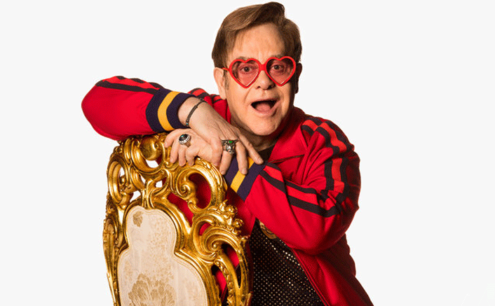 Elton John says cocaine binges fuelled his sex appetite