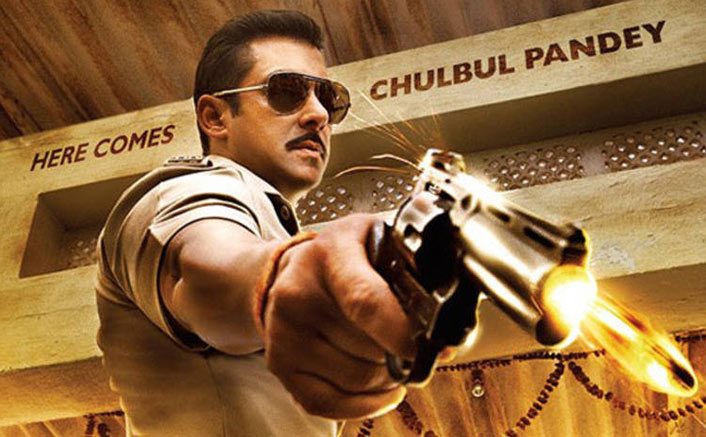 "Salman Khan On His Cop Avatar In Dabangg 3: ""Once I'm In Uniform, I'm Only Chulbul"""