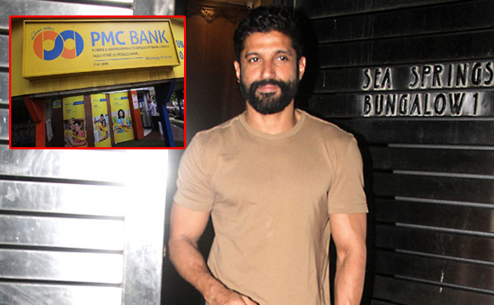 Farhan Akhtar's cryptic tweet a dig at PMC Bank scam?