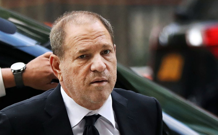 Harvey Weinstein Gets Confronted By A Female Comedian Before She Was Thrown Out Of The Event
