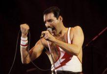 Freddie Mercury's 'enormous sex drive' revealed in new book