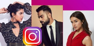 From Priyanka Chopra to Shraddha Kapoor! Here are the top 5 of India's most-followed on Instagram. Find out!