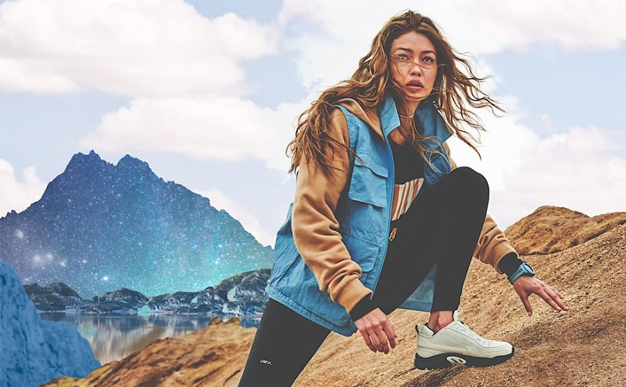 Gigi Hadid's Designer Reebok Collection Is Out! It's Beautifully Rugged