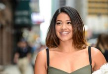 Gina Rodriguez apologises for using N-word