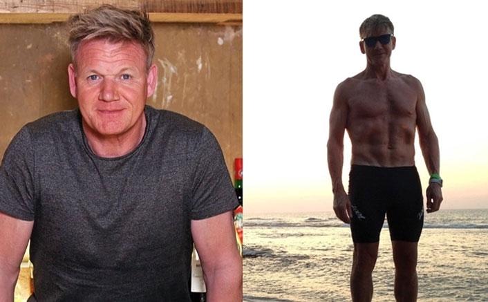 Gordon Ramsay's 'ripped' body takes internet by storm