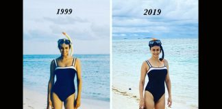 Gul Panag's 20-year-old Maldives' pic stuns netizens
