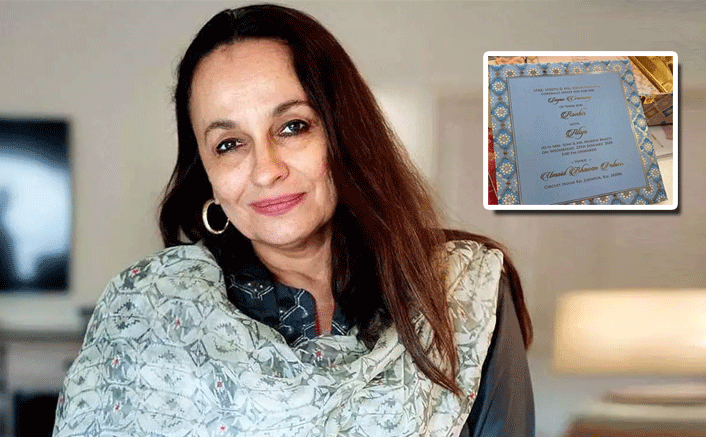 Mommy Soni Razdan Speaks Up On Alia Bhatt-Ranbir Kapoor's VIRAL Fake Wedding Card