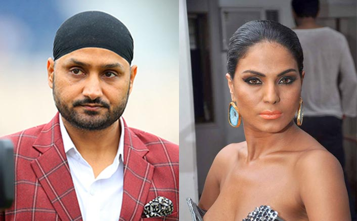 Harbhajan Singh & Pakistani Actress Veena Malik Indulge In An UGLY Twitter Banter; Teach Each Other 'English'