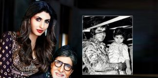 Have a look at Shweta Bachchan's pre-b'day post for Big B
