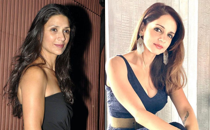 Here Is What Happened When Ex BFFs Sussanne Khan & Mehr Jesia Met At A Common Friend's Party After 4 Years