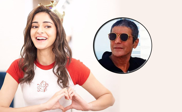 Here's how Chunky Panday wished daughter Ananya on birthday