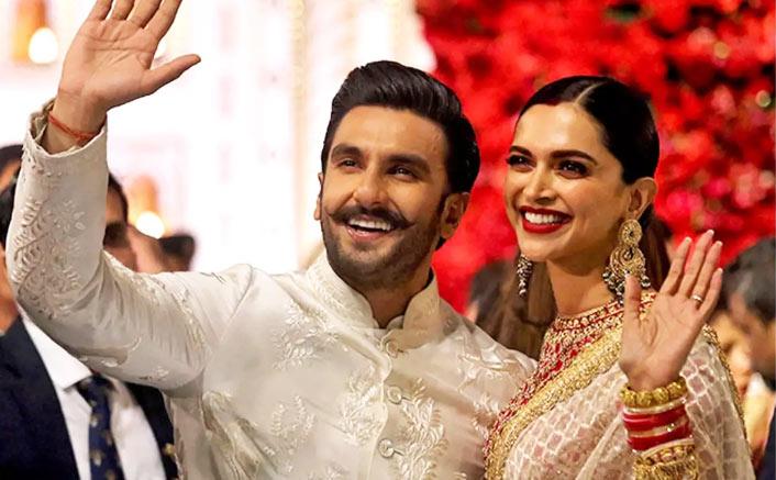 Here's How Deepika Padukone & Ranveer Singh Celebrated Diwali