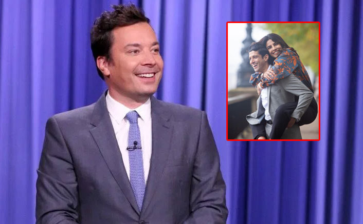 Here's How Jimmy Fallon Reacted to the Sky Is Pink Being the First Bollywood Film Promoted on His Show
