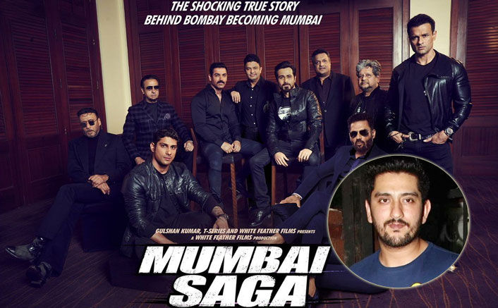 Here's how Shaad Randhawa is prepping up for 'Mumbai Saga'