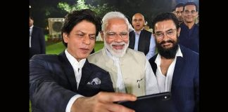 Here's What Aamir Khan & Shah Rukh Khan had To Say About PM Modi's Gandhi Event