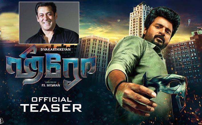 Hero Teaser: Salman Khan Shares Teaser Of Siva Karthikeyan's Action Thriller