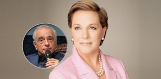 Hers's Why Julie Andrews Turned Down Wolf Of Wall Street Martin Scorsese