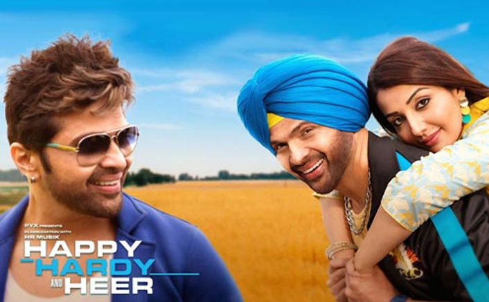 Himesh Reshammiya Will Launch Happy Hardy and Heer's Trailer Along With Concerts In 12 Different Cities