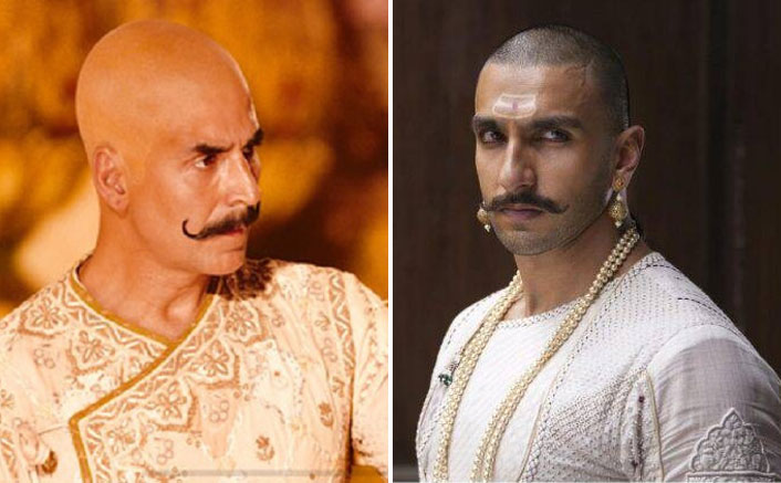 Housefull 4: Akshay Kumar Breaks Silence On Comparison With Ranveer Singh's Bajirao Mastani Character!