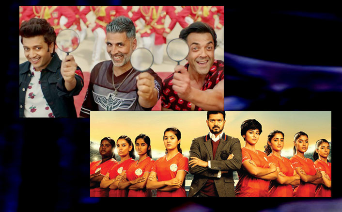 Housefull 4 & Bigil Leaked Online By Tamil Rockers Within Hours Of The Films Release