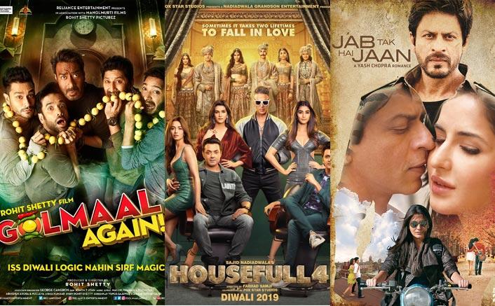 Housefull 4 Box Office: 19.08 Crores VS Biggest Diwali Openers Of Bollywood