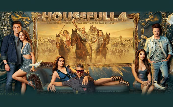 Housefull 4 Box Office Day 1: Opens Well On Expected Lines