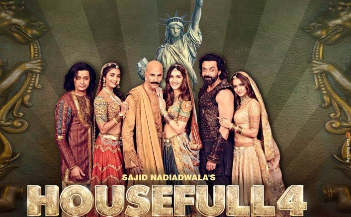 Housefull 4 Box Office: Akshay Kumar, Riteish Deshmukh Led Film Is Bollywood's 8th Highest Opener Of 2019