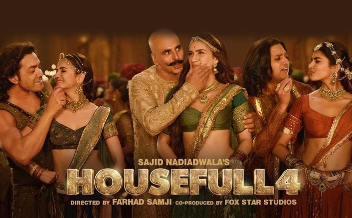 Housefull 4 Box Office Day 2 Morning Occupancy: Starts On A Healthy Note!
