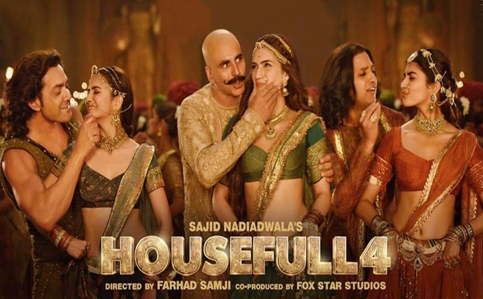 Housefull 4 Box Office Day 15: Keeps Its Pace On For The 200 Crore Club Entry!