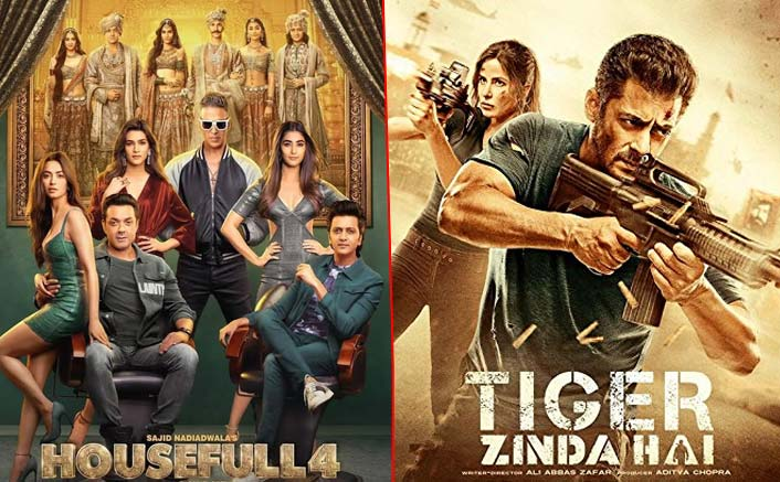 Housefull 4 Box Office: Will It Cross Tiger Zinda Hai To Score Best Bollywood Monday Of All Time?