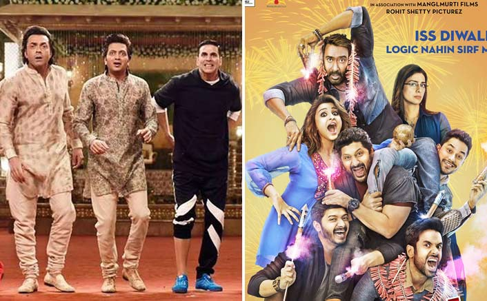 Housefull 4 Has Started Breaking The Records, First One To Be Broken Is This Record Of Golmaal Again