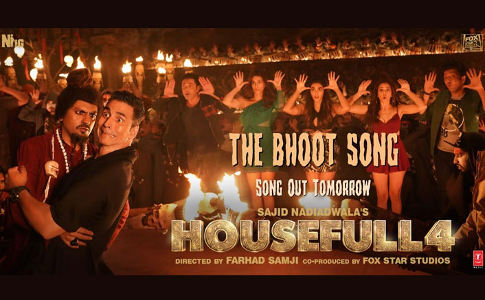 The Bhoot Song From Housefull 4 (Still): Nawazuddin Siddiqui Is Here To Make Akshay Kumar & Gang 'Scream & Laugh'