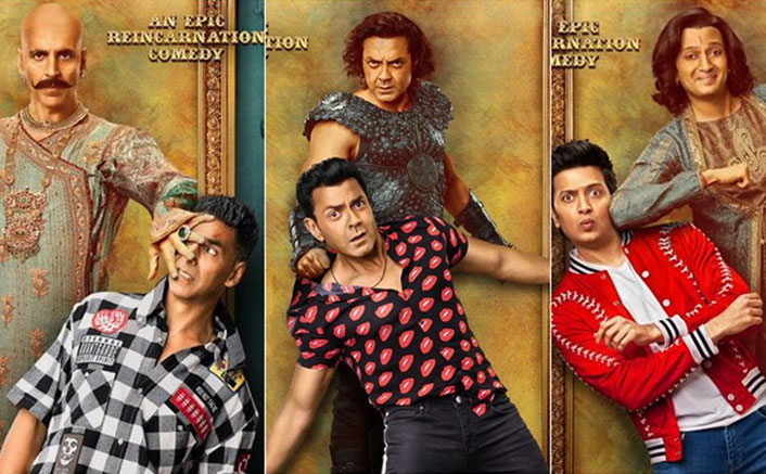 How's The Hype (Audience) Of Housefull 4?: Diwali Bonus Of Entertainment On Its Way!