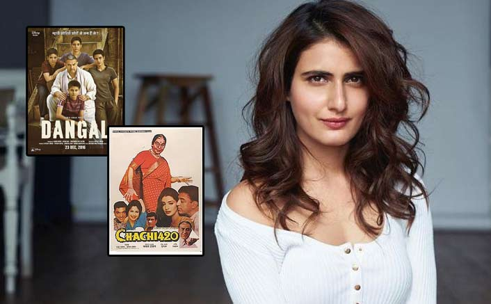 """I just wanted to enjoy whatever was happening"" Says Fatima Sana Shaikh as she recalls her journey from Chachi 420 to Dangal"