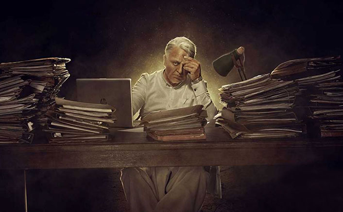 Indian 2: Kamal Haasan & Team Soon To Shoot A Grand Action Sequence Worth 40 Crore In Bhopal