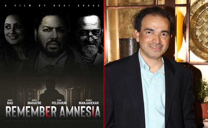 Dr. Ravi Godse's Film Remember Amnesia Happens To Be The First Film Ever Made With Hollywood, Bollywood & Marathi Stars