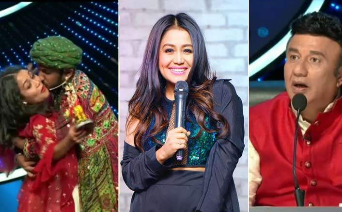Indian Idol 11: Neha Kakkar Is Left Surprised When A Contestant Forcibily Lands A Kiss On Her Cheek