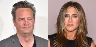 Instagram Broke Down When Jennifer Aniston AKA Rachel Green Made Her Debut, Imagine If Matthew Perry AKA Chandler Bing Makes His Instagram Debut!!!