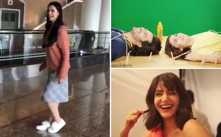 International Girl Child Day: From Deepika Padukone To Anushka Sharma; 3 Actresses Who Are Still A Child At Heart