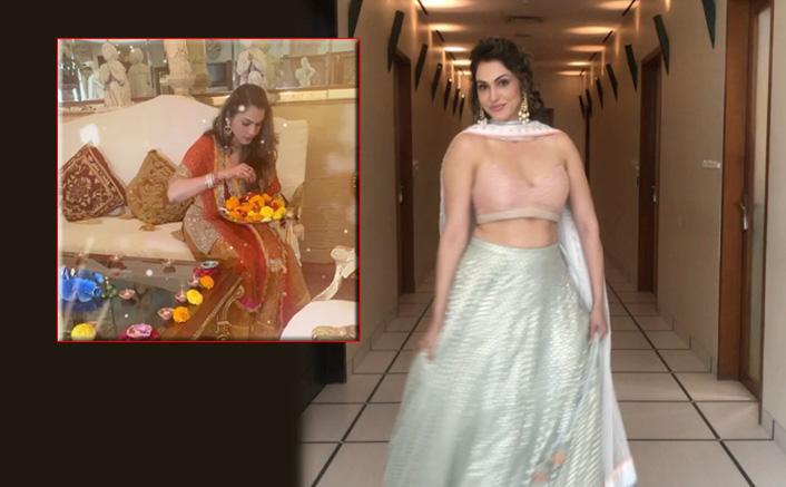 Isha Koppikar Urges Fans Celebrate Diwali With Handmade Diyas & Support Small Businesses